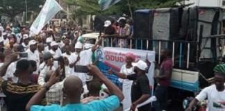 Yoruba Nation protests hit Osogbo