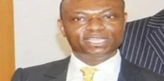Ex-Bank PHB boss, Francis Atuche