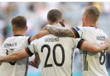 Germany stage comeback against Portugal