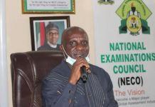 Godswill Obioma, NECO registrar has been assassinated according to unconfirmed reports