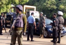 Nigeria Police Kaduna bethel baptist