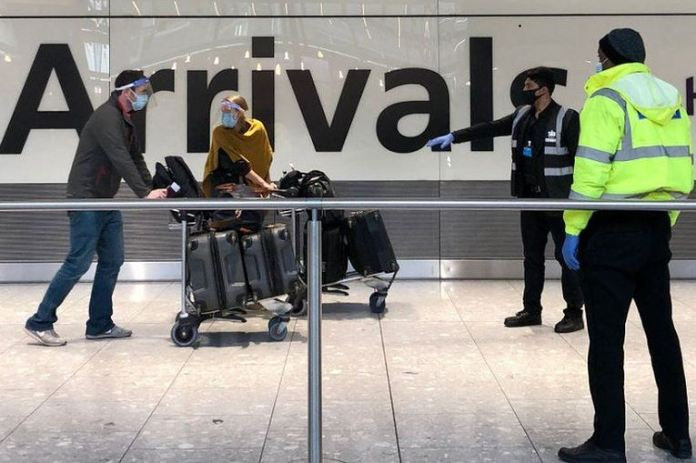 US eases travel recommendations on 61 countries