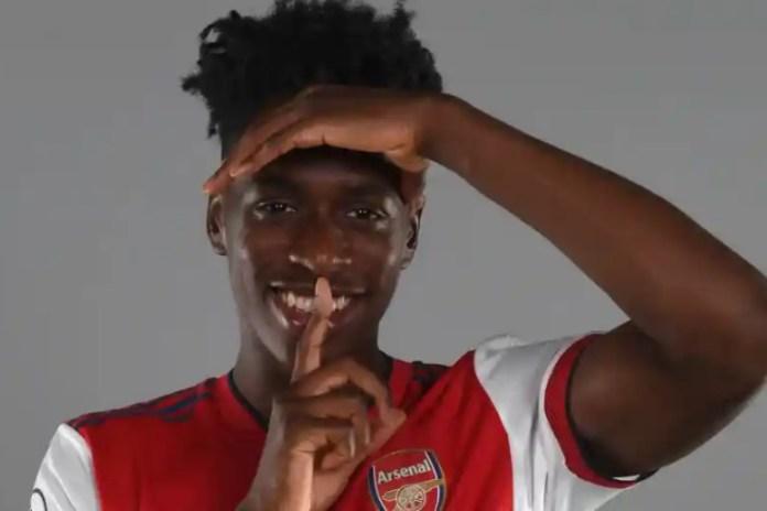 Arsenal sign Albert Sambi Lokonga from Anderletch