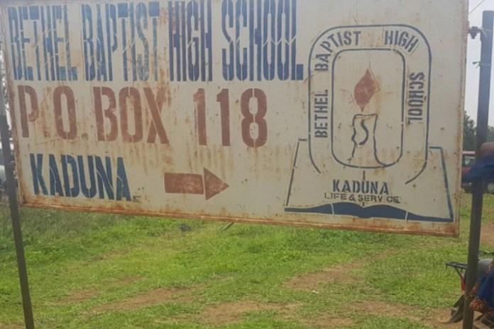 Bethel Baptist High school, Kaduna