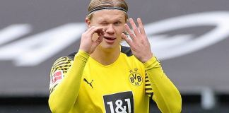 Chelsea have been repeatedly linked to Braut Erling Haaland