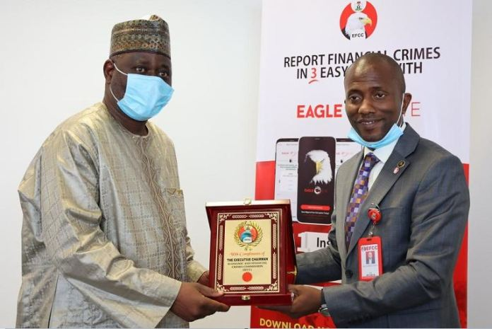 EFCC has recovered N5.4 billion for NHIS