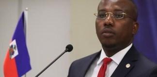 Haiti Interim Prime Minister, Claude Joseph