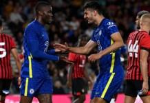 Ike Ugbo scored the winner in Chelsea's pre-season game against Bournemouth