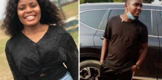 Iniobong Umoren, a graduate of Philosophy was killed by Uduak Akpan