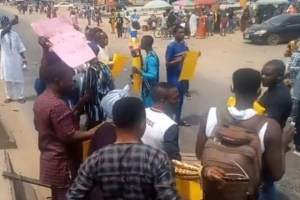 Protesters in Ibadan demand Igboho's release