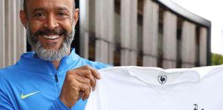 Tottenham appoints Nuno Espirito Santo as new manager