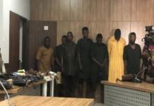 Yoruba agitators arrested at Igboho's residence