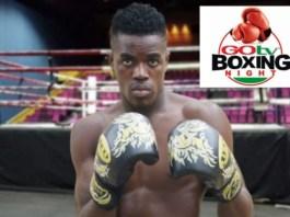 Baby Face will face Naimou Aziz Samson again at GOtv Boxing Night 23