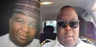 Kebbi senator's son, Captain Abdulkarim Ibn Na'Allah was strangled to death by unknown assailants