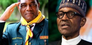 President Buhari congratulates Zambia President-elect Hakainde Hichilema