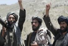 Taliban celebrate US exit