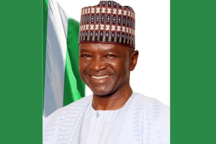 Dr Mohammad Mahmood Abubakar, Minister of Agriculture