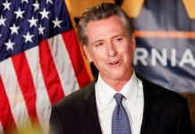 California Governor Gavin Newsom has claimed victory in the recall vote