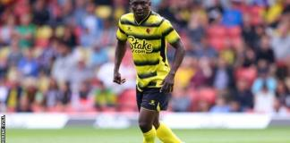 Peter Etebo could miss the Africa Cup of Nations