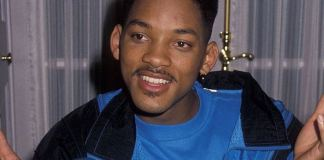 Will Smith gained popularity when he starred as The Fresh Prince of Bel-Air in the 90s