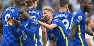 Kante, Thiago Silva and Rudiger Scored to extend Chelsea's winning streak