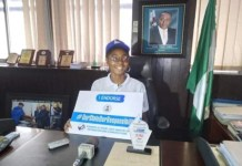 Sophia Oyibo was made the Rivers state Commissioner for Information and Communication