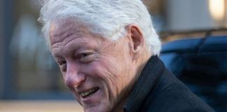 Bill Clinton was US president from 1993 to 2001