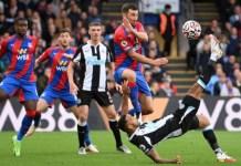 Callum Wilson equalised for Newcastle
