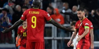 Romelu Lukaku and Eden Hazard will miss the Nation Cup third-place match against Italy on Sunday