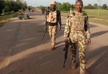 Nigerian troops foil ISWAP attack in Damboa, Borno state