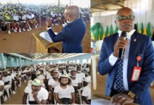 EFCC chief urges NYSC members to join the fight against corruption