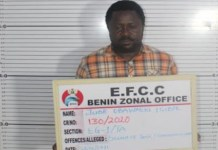 Obawaeki Jude Isibor was jailed for five years over employment scam