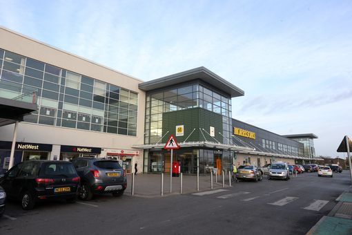 Morrisons at Denton Park Shopping Centre in West Denton