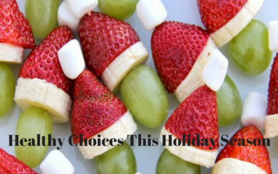 Five Tips to Making Healthy Choices During the Holiday Season