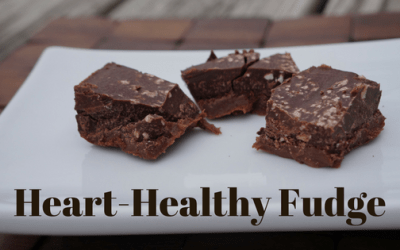 Heart-Healthy Fudge Recipe