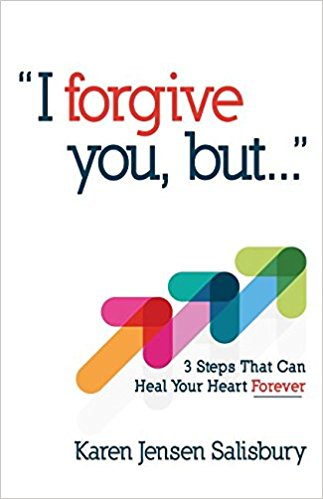 """I Forgive You, But…"""