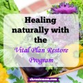 healing naturally with the vital plan restore program