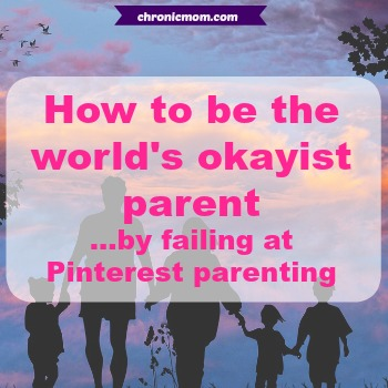 pinterest parenting fails