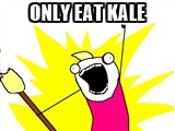 only-eat-kale