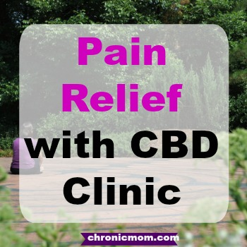 Pain relief through CBD Clinic