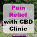 cbd clinic pain relief