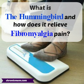 How the Hummingbird relieves fibromyalgia pain