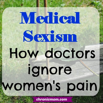 medical sexism- how doctors ignore women's pain