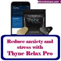 reduce anxiety and stress with Thync Relax Pro