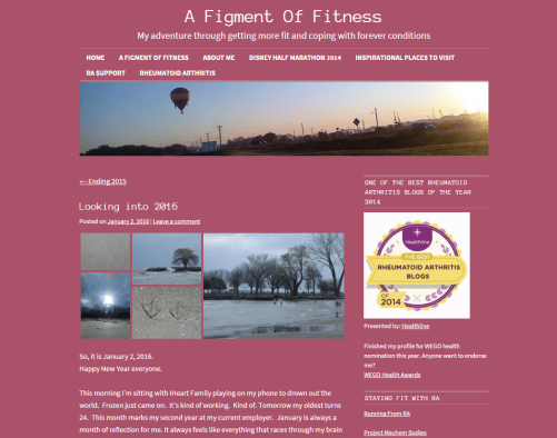 A Figment of Fitness