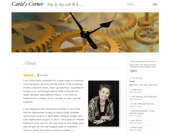 Carla's Corner