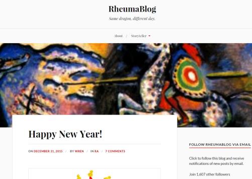 Rheuma Blog