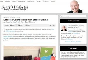 Scott's Diabetes Blog