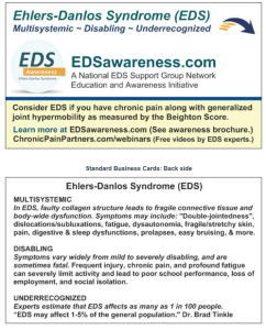 WalletCard EDS Awareness 2015