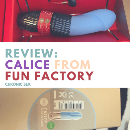 review: calice from fun factory